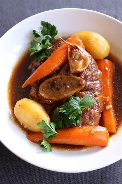 cuisiner osso bucco les 25 meilleures idées de la catégorie osso bucco porc