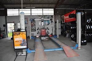 Route Occasion Materiel Garage Auto