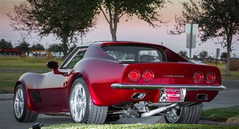 keith standishs  corvette stingray  forgeline rbc