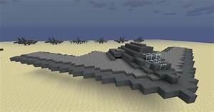 B2 Spirit Bomber Minecraft Project