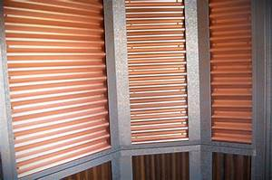 Advantages and disadvantages of corrugated steel siding for Corrugated metal siding colors