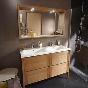 Meuble Lavabo Salle De Bain : meuble lavabo salle de bain leroy merlin armoire id es ~ Dailycaller-alerts.com Idées de Décoration