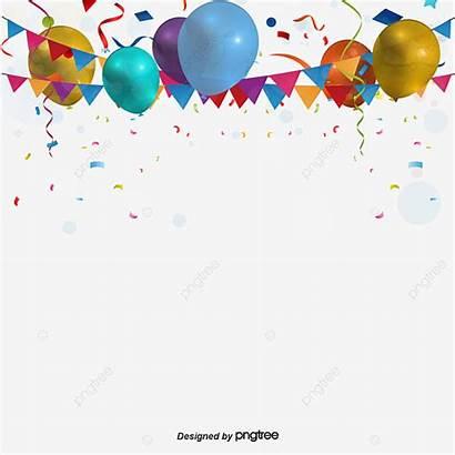 Celebration Transparent Psd Birthday Balloons Happy Clipart