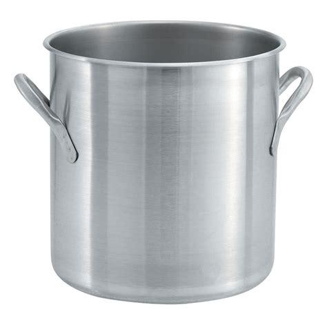 vollrath 78610 classic 20 qt stainless steel stock pot boiler pot