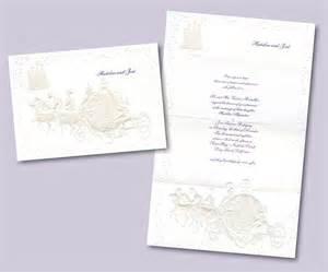 cinderella wedding invitations cinderella wedding invitations images