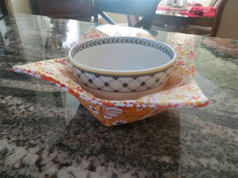 microwave bowl cozy sisters choice quilts