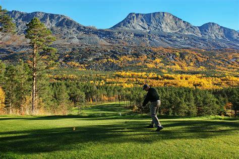 narvik golfklubb elvegard norway albrecht golf guide
