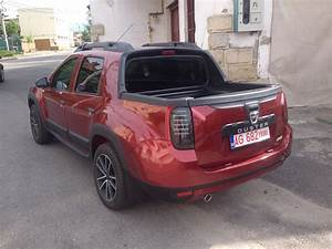 Pick Up Renault Dacia : dacia duster pick up rear three quarter spotted in the wild indian autos blog ~ Gottalentnigeria.com Avis de Voitures