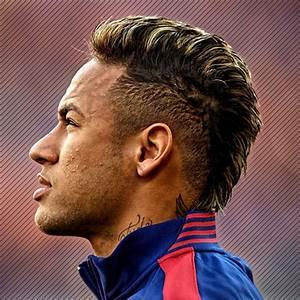Beauté – Coiffures – Neymar Haircut