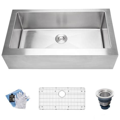 who makes miseno sinks faucet mss3620ff in 16 stainless steel by miseno