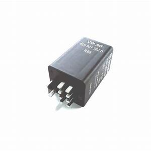 Audi Q7 Control Module For Glow Plug Relay Location  Code
