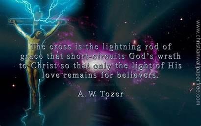 Lightning Grace Rod Tozer Quote Mb Christian