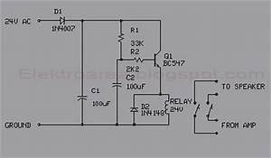 delay circuit page 3 meter counter circuits nextgr With these circuits will delay the application of power to a second circuit