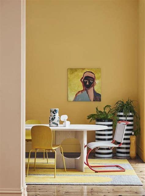 peinture jaune moutarde peinture 10 couleurs tendance en 2019 muramur