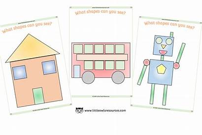 Shapes Early Printable Years Eyfs Ey Resource