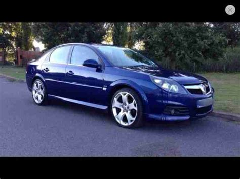 vauxhall vectra sri vauxhall 2007 vectra sri xp cdti 150 blue car for sale