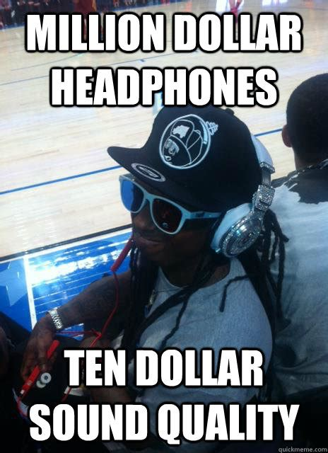 wearing headphone level disgusting 16 funniest memes collection bajiroo com