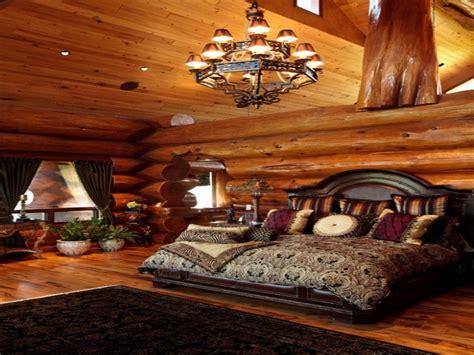 log cabin mansion bedrooms log cabin master bedroom log cabins  bedroom treesranchcom