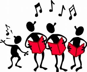 Silly Singing Clipart - Clipart Suggest