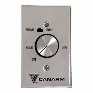 Canarm Speed Control For 4 Ceiling Fans  Model  Cnfrmc5