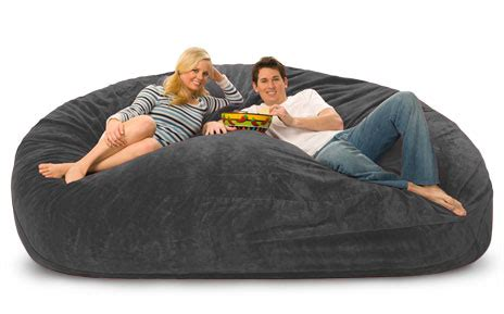 Lovesac Filling by From Italy With The Humble History Of The Bean Bag