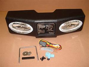 Ford F150 F250 Whitenight Back Up Trailer Hitch Lights