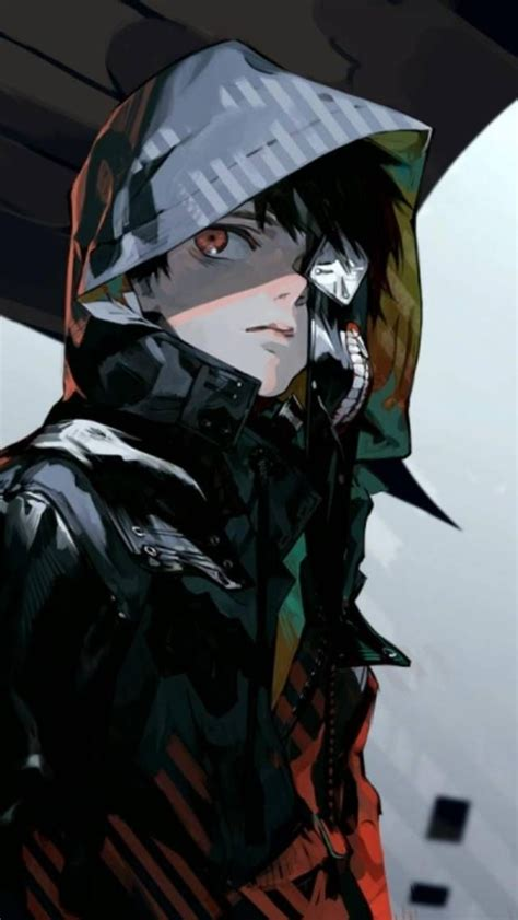 gambar keren kaneki tokyo ghoul gambar terkeren hd