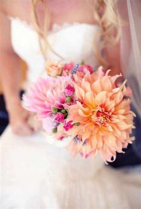 Wedding Flower Inspiration Dahlia