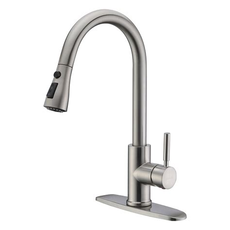 A Kitchen Sink Faucet by Best In Kitchen Sink Faucets Helpful Customer