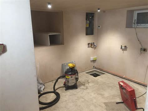 Commercial Basement Waterproofing For Office Space In York