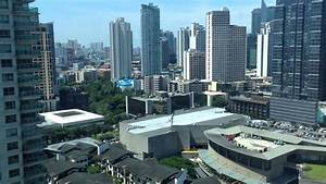 Makati Central Business District Skyline View by ...