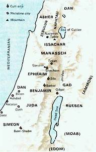 Early Maps of Israel