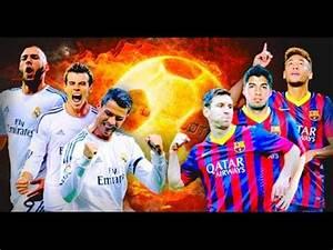 Best Trio Battle 2015 Messi, Suarez, Neymar Vs Ronaldo ...