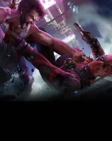 Wolverine Deadpool Art
