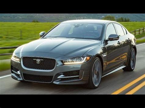 jaguar xe review jaguars compact sedan youtube