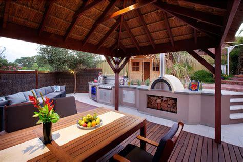 how to design an outdoor kitchen australian outdoor kitchens perth waaustralian outdoor 8626