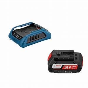 Bosch Pro 18v : bosch professional 18v wireless charging system bunnings ~ Carolinahurricanesstore.com Idées de Décoration