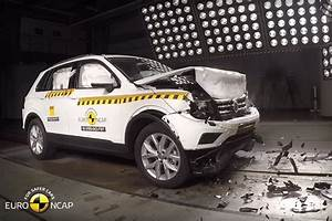 Nouveau Tiguan Occasion : volkswagen tiguan 2016 cinq toiles au crash test euroncap l 39 argus ~ Maxctalentgroup.com Avis de Voitures