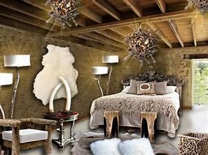 Deco Chambre Bois : deco chambre en bois flotte visuel 6 ~ Melissatoandfro.com Idées de Décoration