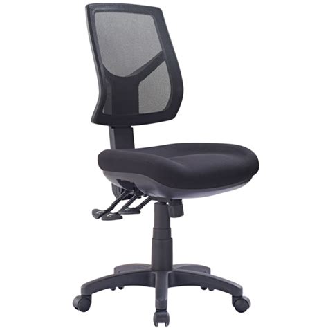 hino big boy black mesh back ergonomic office chair