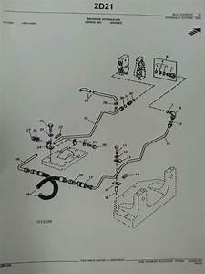 John Deere Jd 450e Crawler Bulldozer Dozer Parts Manual