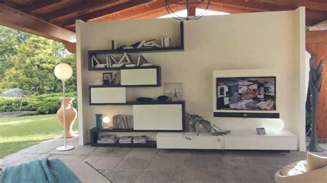 mobili fimar soggiorni moderni side system porta tv multimediale evo
