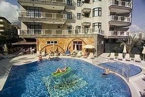 hotel kleopatra tower hotel in alanya neckermann reisen With katzennetz balkon mit smartline sunlight garden side alanya