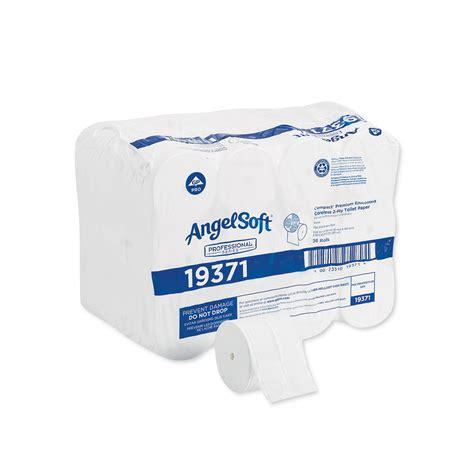 gpc19371ct pacific 174 pro compact coreless bath tissue zuma