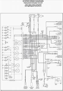 Radio Wiring Diagram For 1995 Jeep Cherokee