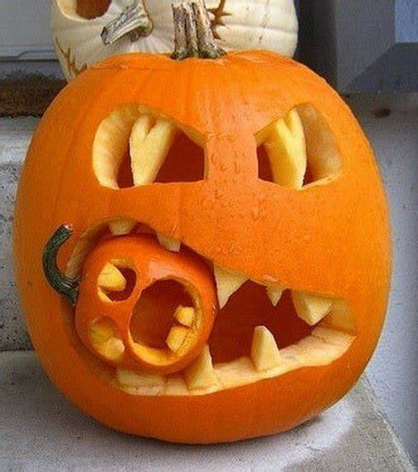 38 Halloween Pumpkin Carving Ideas & How To Carve