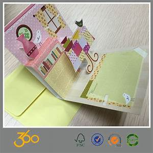 Handmade Greeting Card Pop Up Card 3d Card Design For ...
