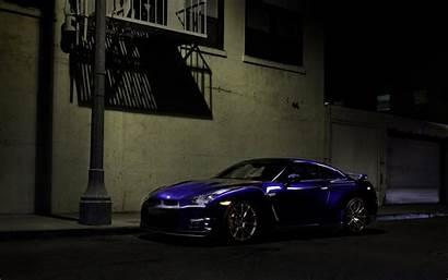 Nissan Wallpapers Gt Gtr Cars 1080p Midnight