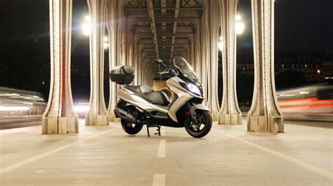 Kymco Downtown 250i 2019 by Scooters Kymco 2019