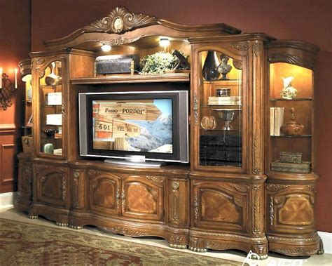 aico wall entertainment center cortina ai